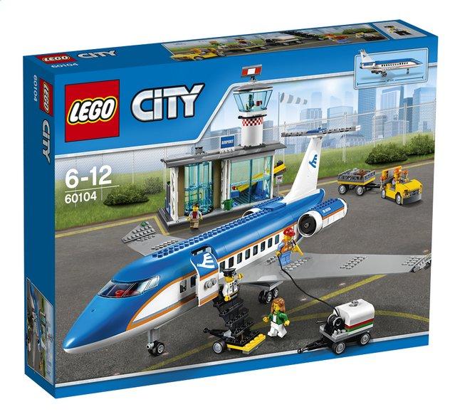 Afbeelding van LEGO City 60104 Vliegveld passagiersterminal from ColliShop