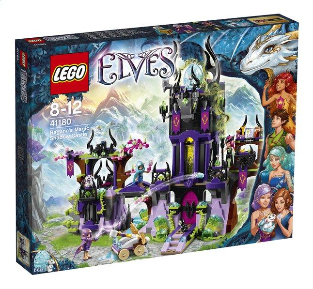 Image pour LEGO Elves 41180 Le château des ombres de Ragana à partir de ColliShop