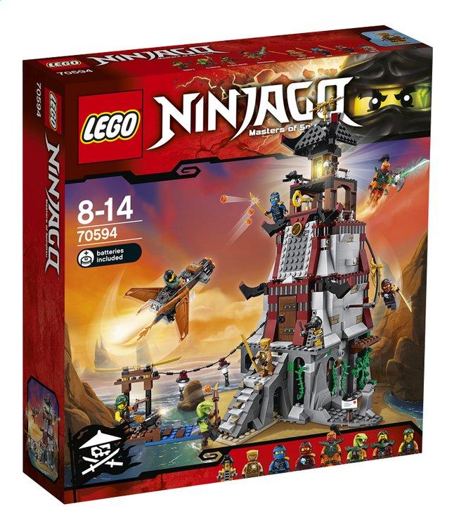 Afbeelding van LEGO Ninjago 70594 Belegering van de vuurtoren from ColliShop