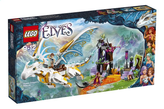 Afbeelding van LEGO Elves 41179 Koninginnendraak redding from ColliShop