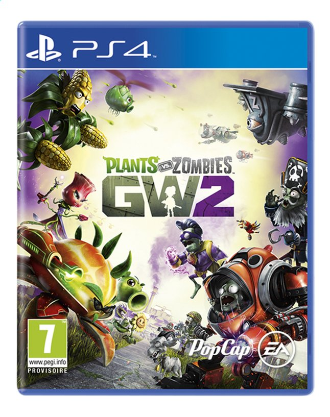 Ps4 Plants Vs Zombies Garden Warfare 2 Eng Fr Collishop