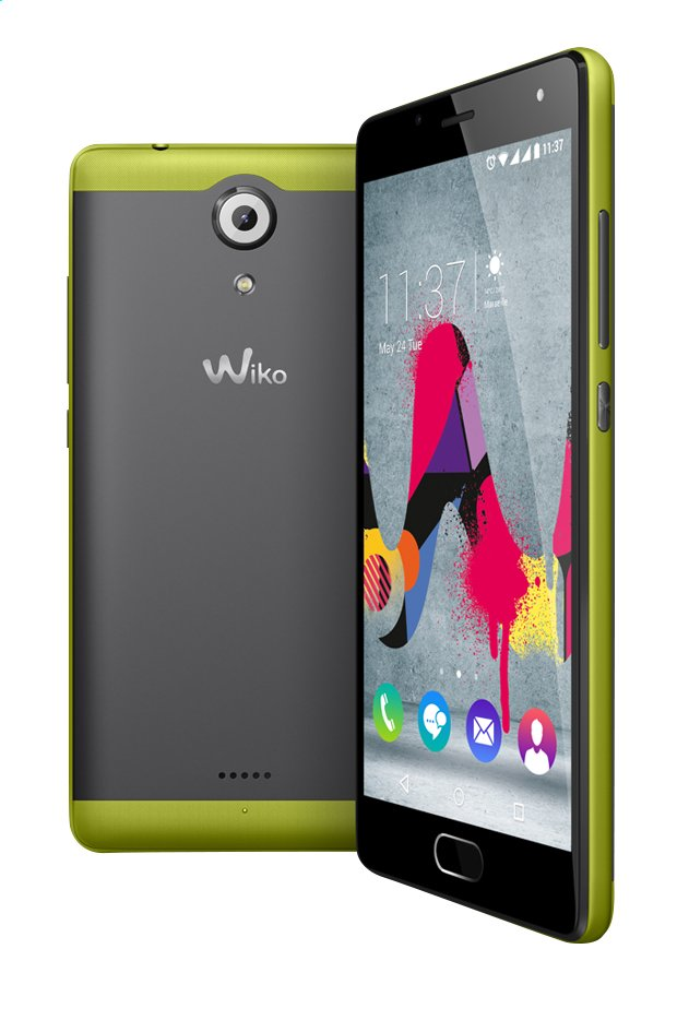 Afbeelding van Wiko smartphone U Feel Lite Lime from ColliShop