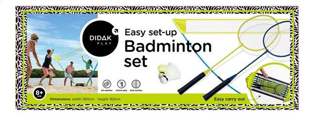 Afbeelding van Badmintonset Easy set-up from ColliShop