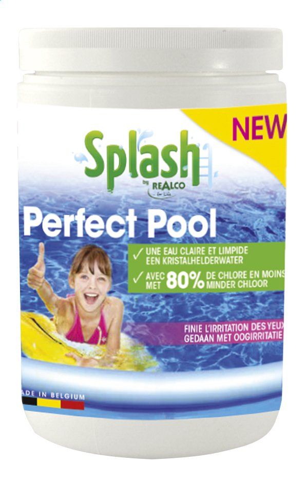 Image pour Realco Splash Perfect Pool 1 kg à partir de ColliShop