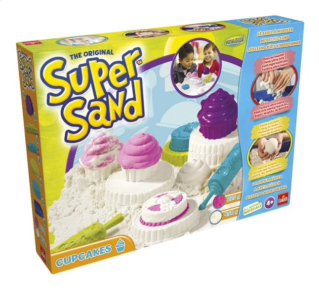 Afbeelding van Goliath Super Sand Cupcakes from ColliShop