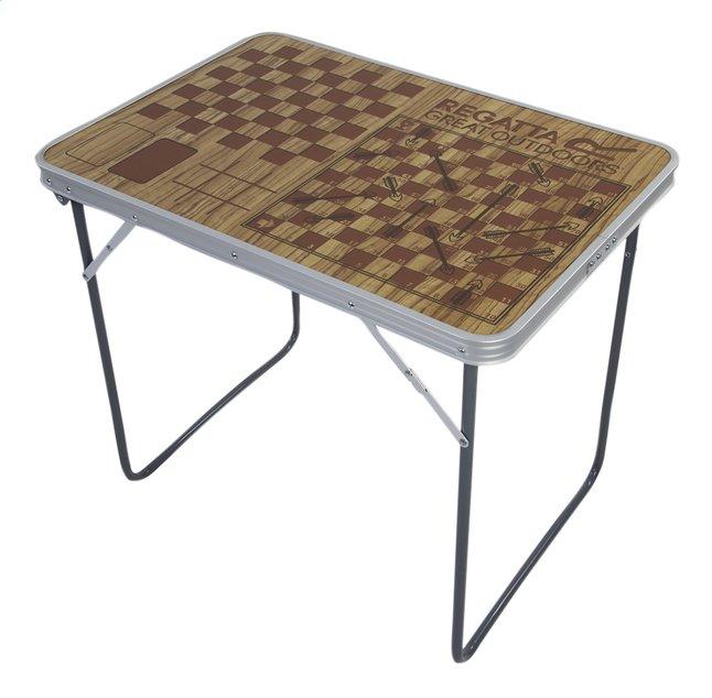 Image pour Regatta table de camping Games Table à partir de ColliShop