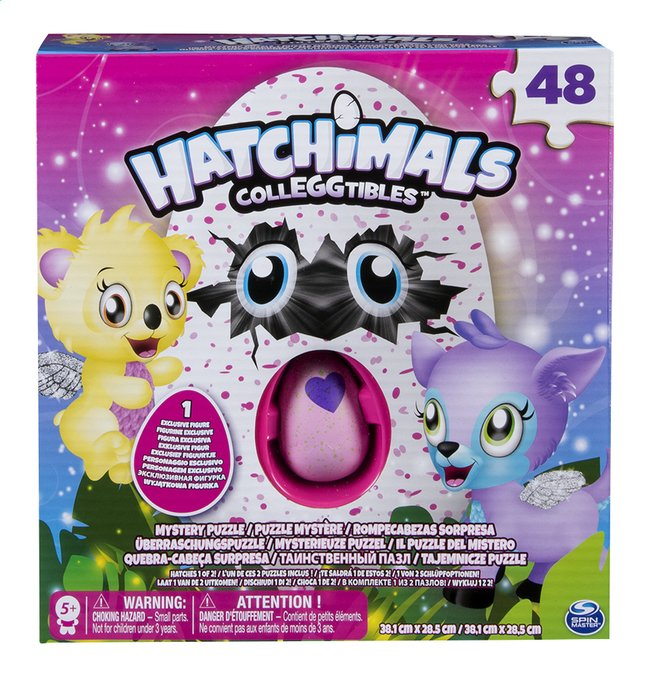 Afbeelding van Puzzel Hatchimals Mystery Puzzle from ColliShop