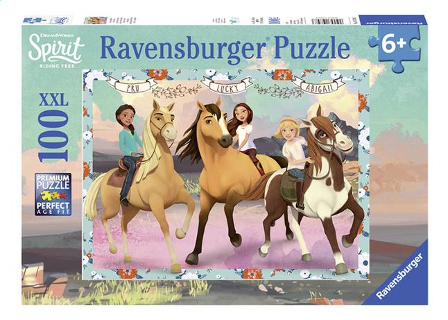 Afbeelding van Ravensburger XXL puzzel Spirit from ColliShop