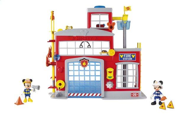 Image pour IMC Toys Mickey et ses amis : Top Départ ! La caserne de pompiers à partir de ColliShop