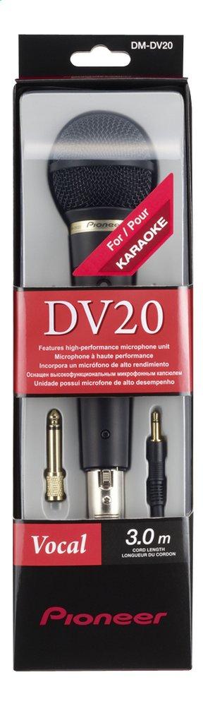 Afbeelding van Pioneer microfoon DM-DV20 from ColliShop