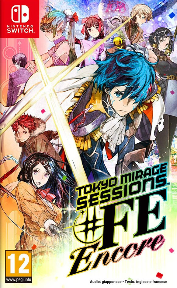 Nintendo Switch Tokyo Mirage Sessions #FE Encore ANG