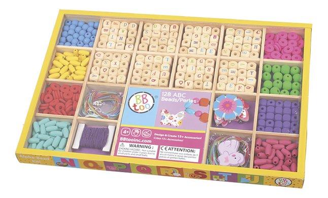 Image pour BB too perles en bois ABC à partir de ColliShop