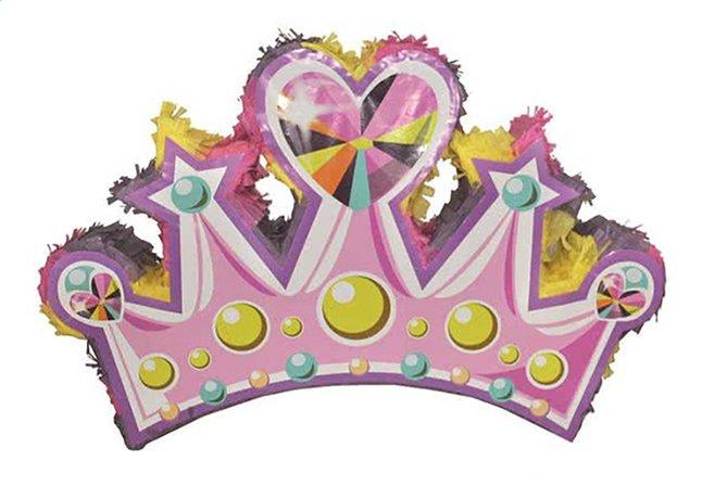 Image pour Pinata couronne de princesse à partir de ColliShop