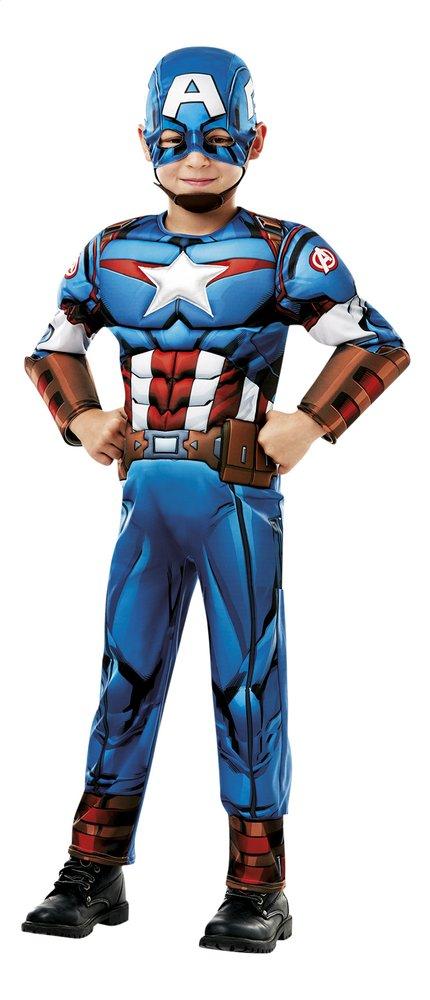 Verkleedpak Captain America Deluxe