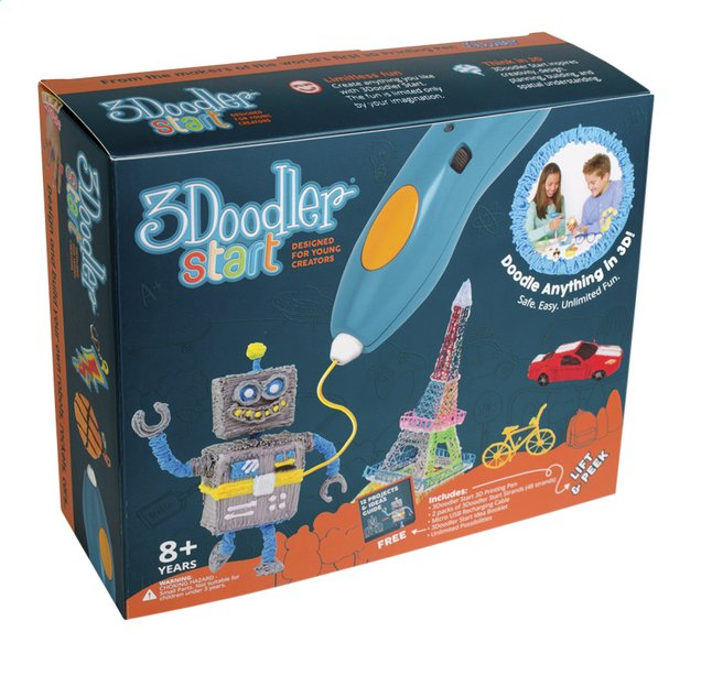 Afbeelding van 3Doodler Start Set from ColliShop