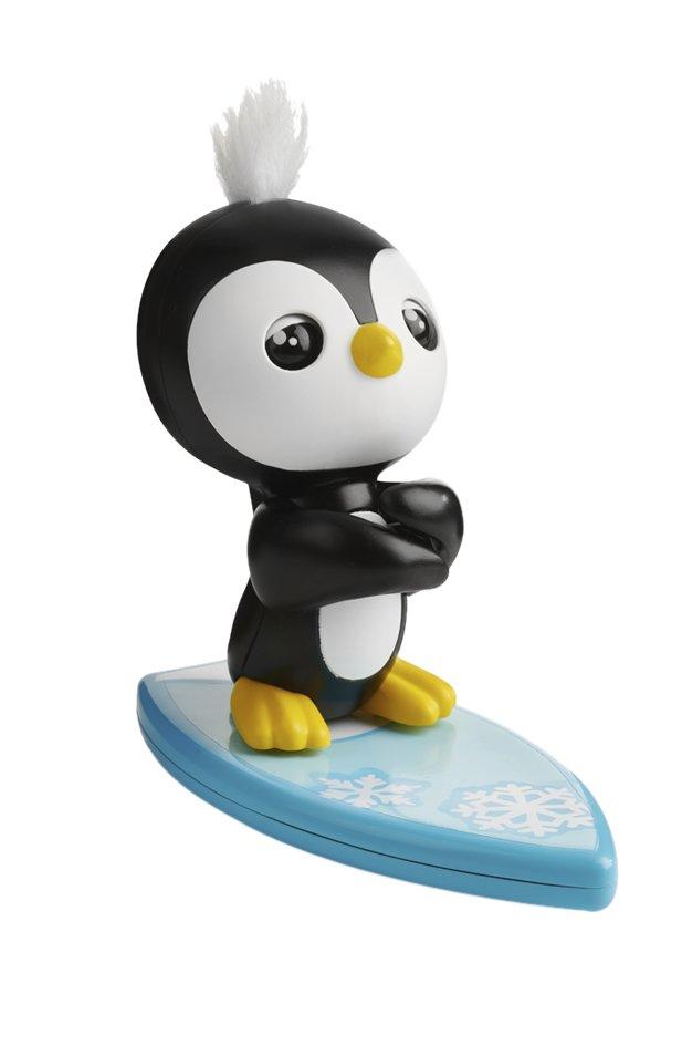 Image pour Fingerlings figurine interactive Tux le Pingouin à partir de ColliShop