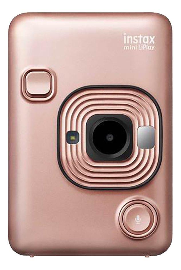 Image pour Fujifilm appareil photo instax mini LiPlay Blush Gold à partir de ColliShop