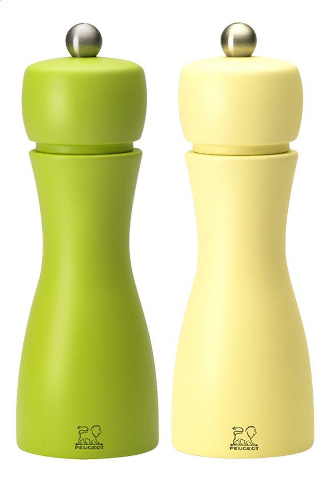 Image pour Peugeot Set de moulins à poivre et à sel Tahiti Printemps Duo 15 cm à partir de ColliShop