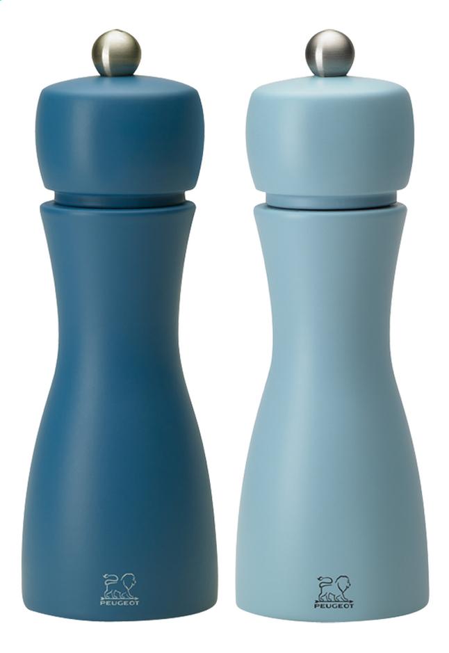 Image pour Peugeot Set de moulins à poivre et à sel Tahiti Été Duo 15 cm à partir de ColliShop