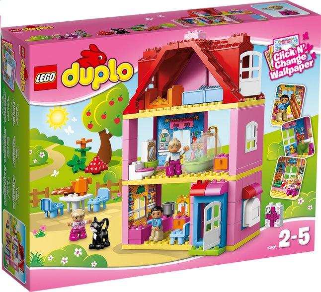 Image pour LEGO DUPLO 10505 La maison à partir de ColliShop