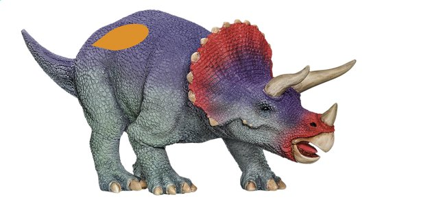 Afbeelding van Ravensburger interactieve figuur Tiptoi Triceratops from ColliShop