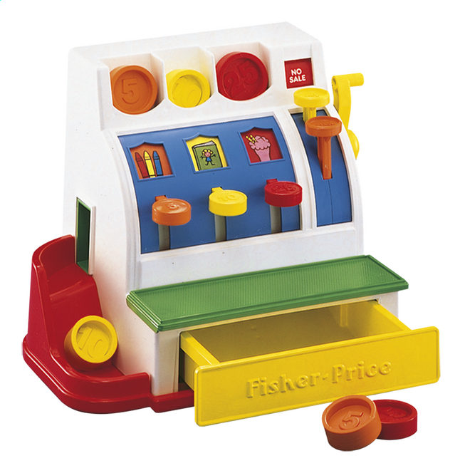 Image pour Fisher-Price caisse enregistreuse à partir de ColliShop