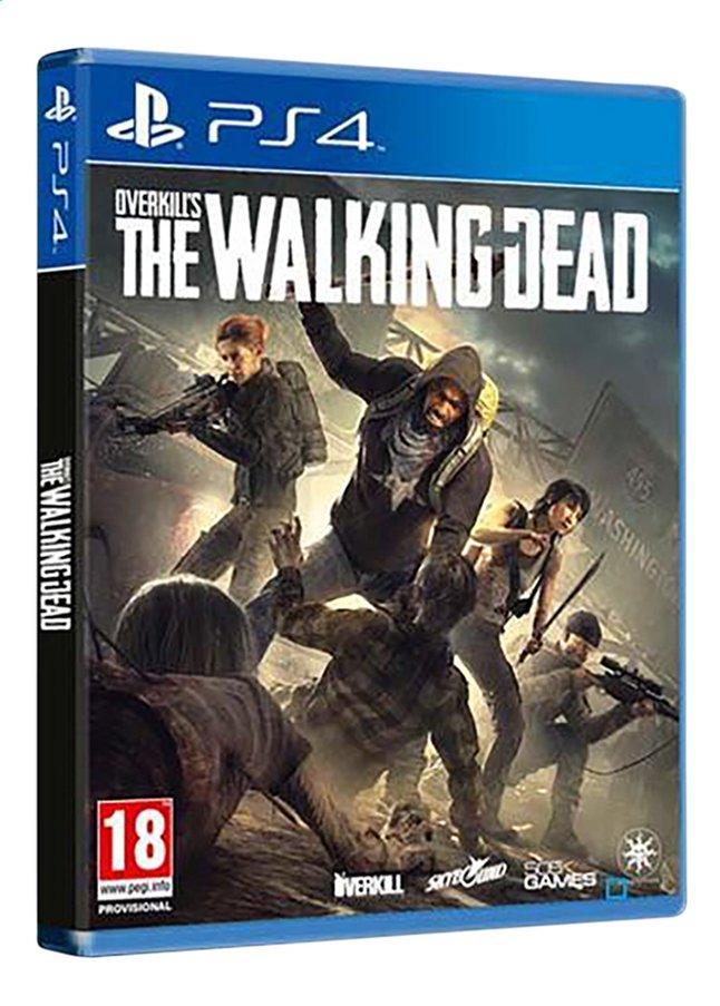 Image pour PS4 Overkill's the Walking Dead FR à partir de ColliShop