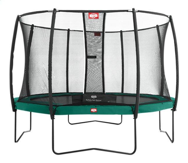Afbeelding van Berg trampolineset Champion Ø 2,7 m Green from ColliShop