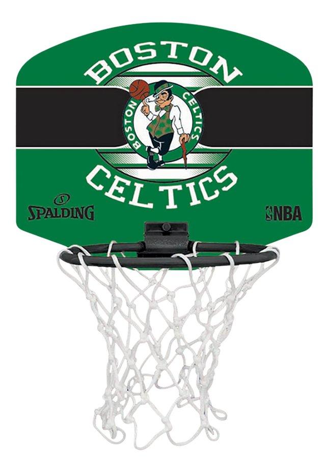 Image pour Spalding panneau de basket Micro-Mini Boston Celtics + miniballon à partir de ColliShop