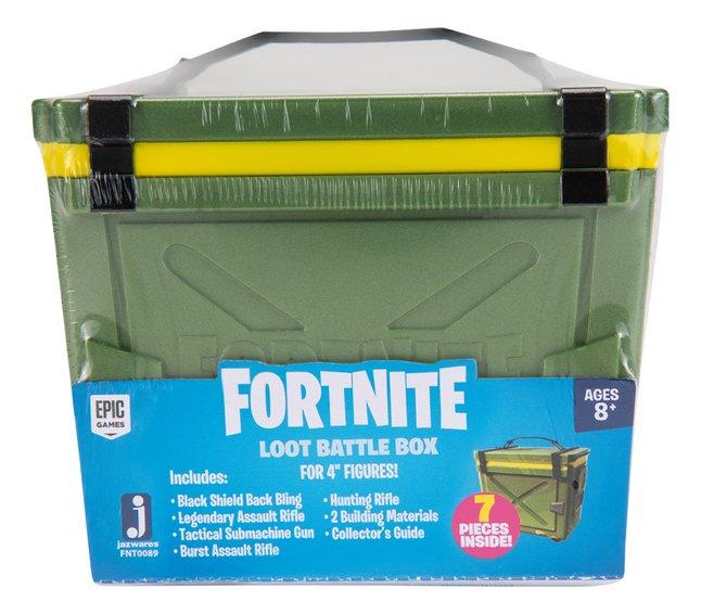 Fortnite Loot Battle Box - Black Shield