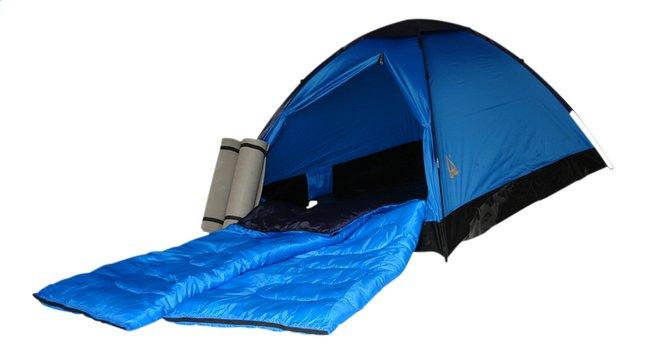 High Peak tente igloo Festival