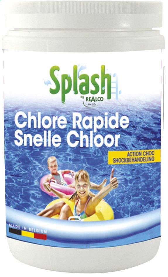 Image pour Realco Chlore Rapide 1 kg à partir de ColliShop