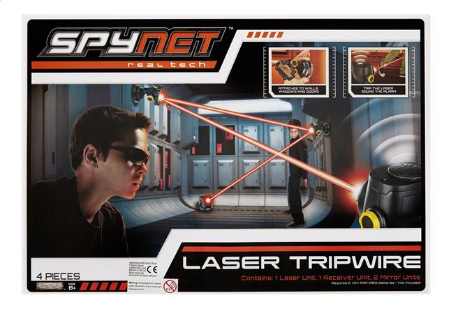 Image pour Spy Net système de sécurité Laser Tripwire à partir de ColliShop