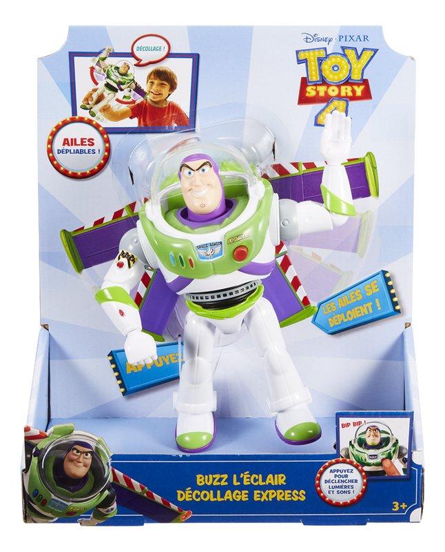 Image pour Figurine Toy Story 4 Buzz L'Éclair Décollage express à partir de ColliShop