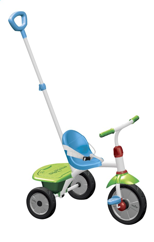Image pour smarTrike tricycle New Fun bleu/vert à partir de ColliShop