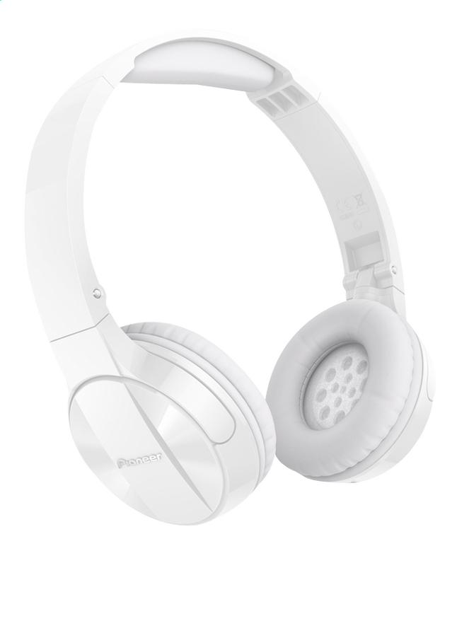 Image pour Pioneer casque SE-MJ503-W blanc à partir de ColliShop