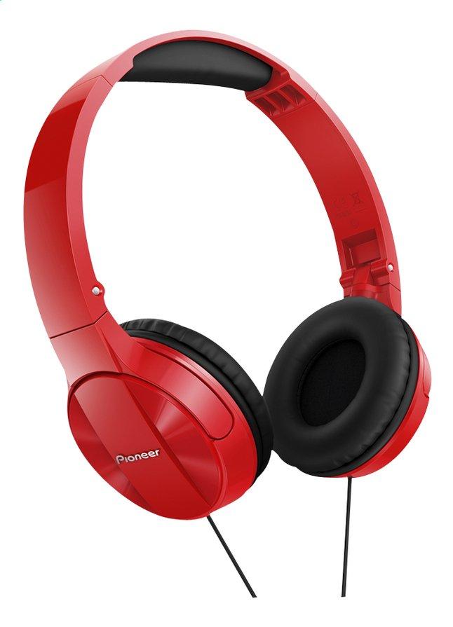 Afbeelding van Pioneer Hoofdtelefoon SE-MJ503-R rood from ColliShop