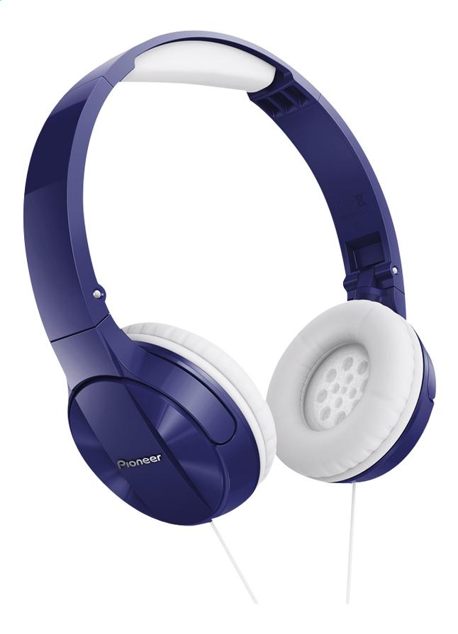 Afbeelding van Pioneer Hoofdtelefoon SE-MJ503-L violet from ColliShop