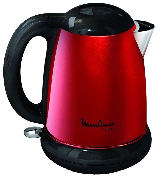 Image pour Moulinex bouilloire Subito Winered BY5405 - 1,7 l à partir de ColliShop