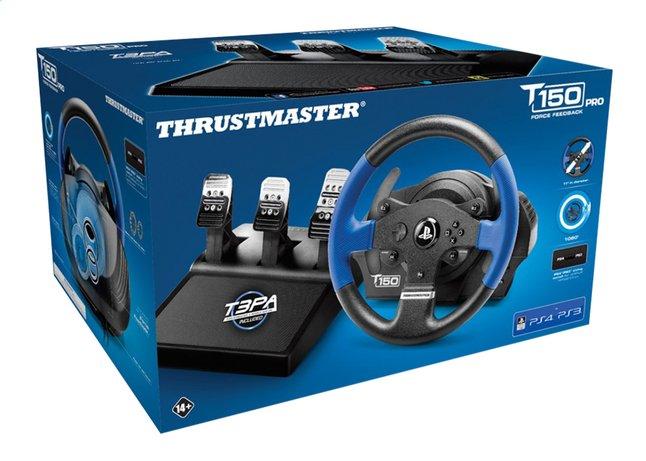 Image pour Thrustmaster volant de course avec pédales T150 Pro Force Feedback à partir de ColliShop