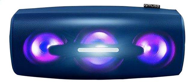 Afbeelding van Muse bluetooth luidspreker M-930 blauw from ColliShop