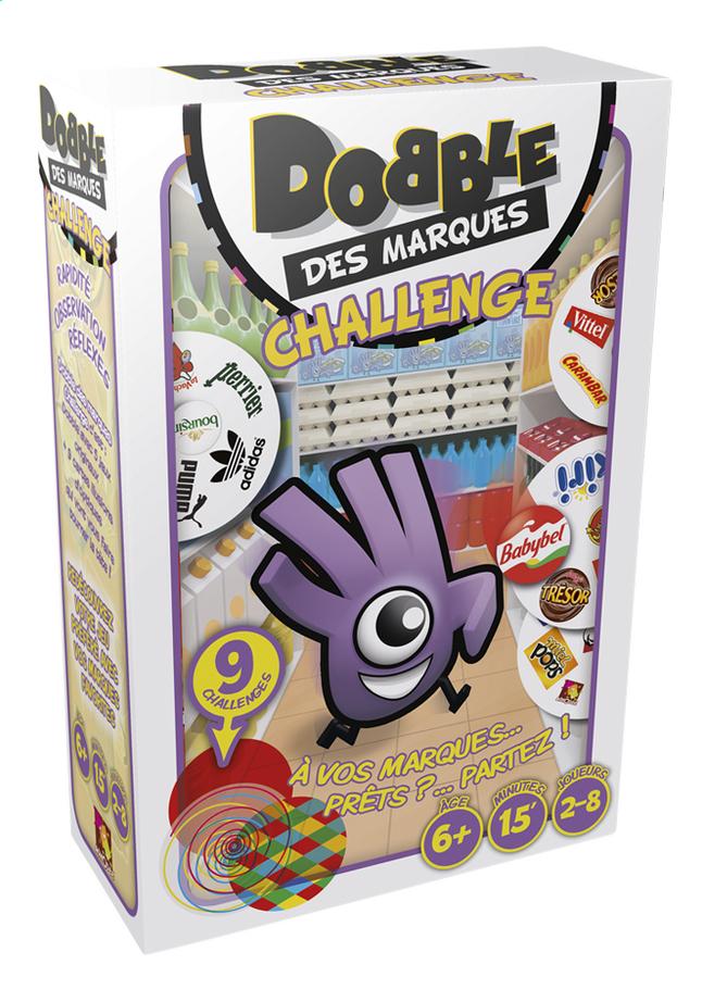 Image pour Dobble des marques Challenge à partir de ColliShop