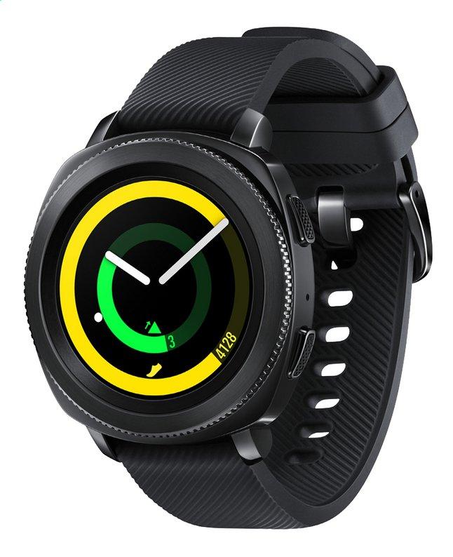 Image pour Samsung montre connectée Gear Sport noir à partir de ColliShop