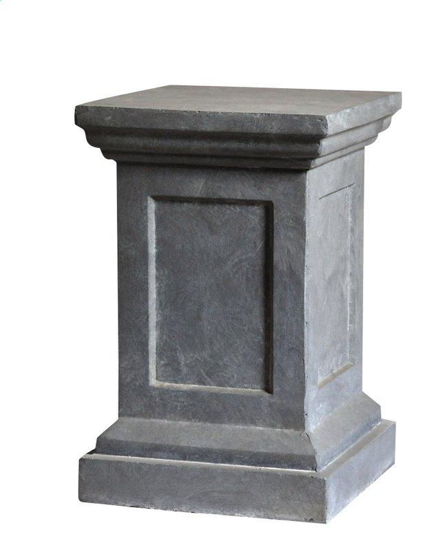 Image pour MCollections Socle pour vase style français gris à partir de ColliShop