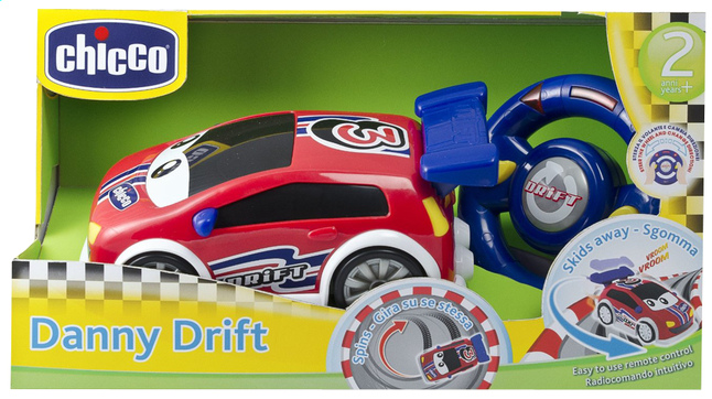 Afbeelding van Chicco auto RC Danny Drift from ColliShop