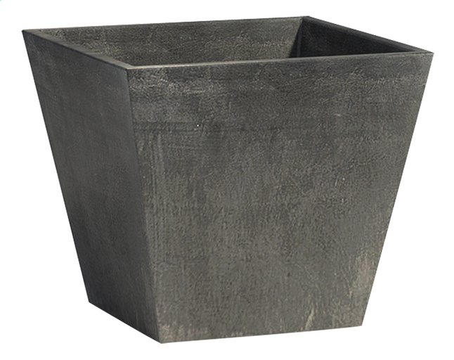 Image pour Ecopot's Pot Rotterdam anthracite 30 x 30 cm à partir de ColliShop