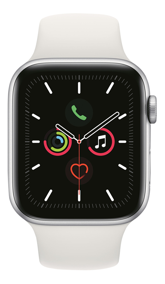 Afbeelding van Apple Watch Series 5 44 mm zilver from ColliShop