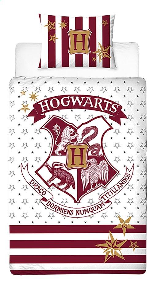 Housse De Couette Harry Potter Coton 140 X L 200 Cm