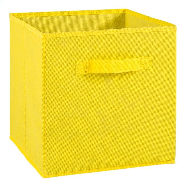 Image pour Bac de rangement Compo jaune à partir de ColliShop
