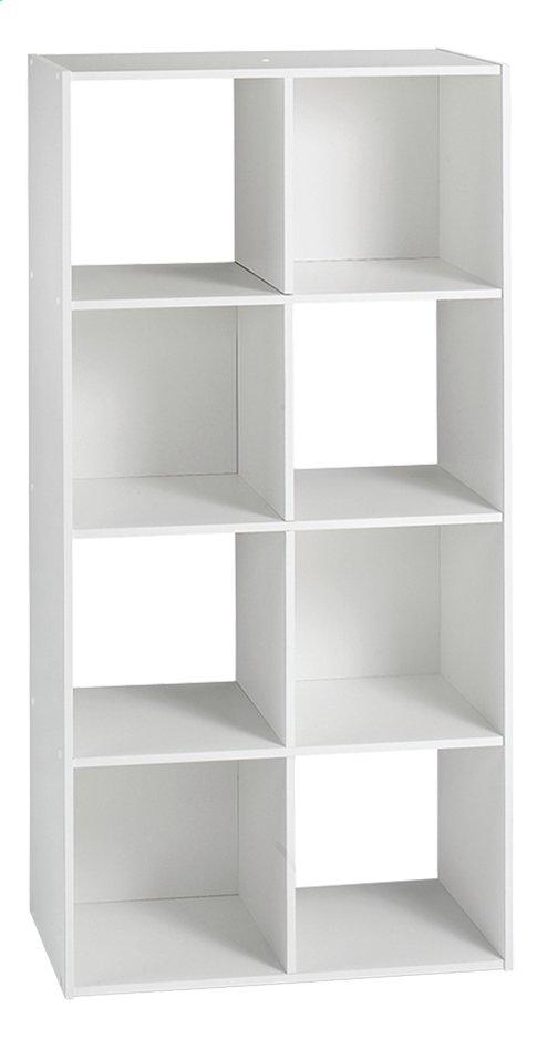 Image pour Étagère à casiers Compo - 2x4 à partir de ColliShop